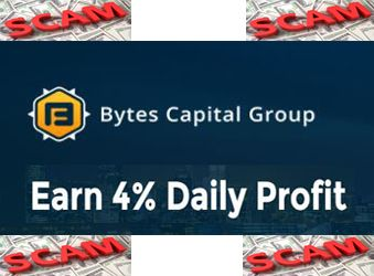 """Bytes Capital  ►<strong><span style=""""color: #ff0000;"""">4 % DAILY. SCAM</span></strong>"""