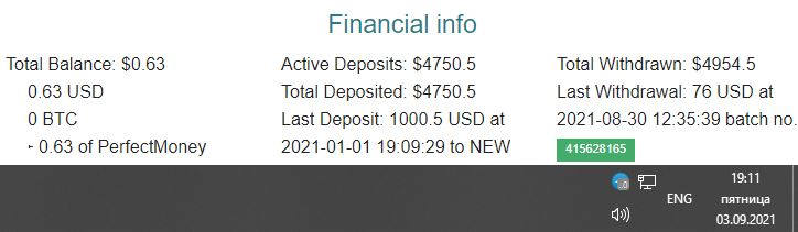 safetydepositary account